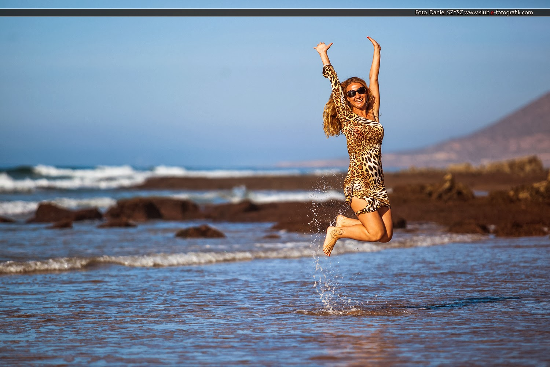 Martyna w Maroko