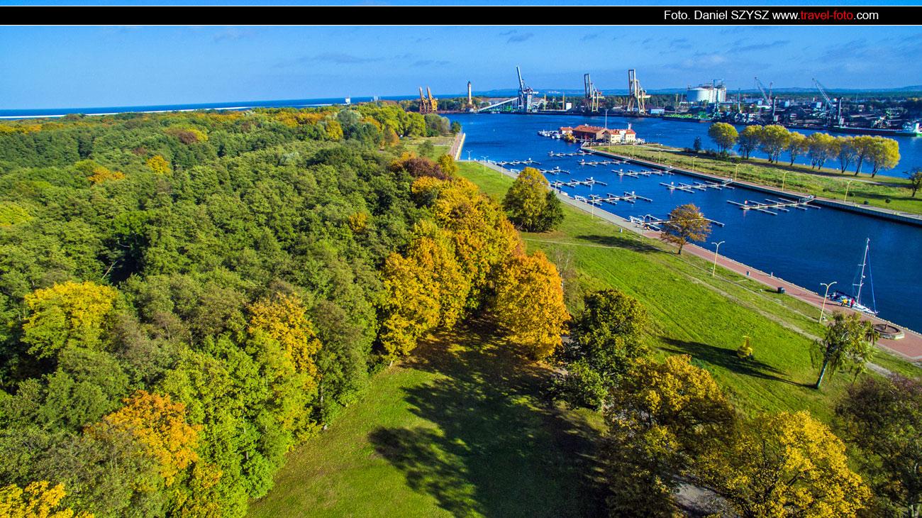 jesień-w-mieście-świnouście-eswinoujscie-basen-północny