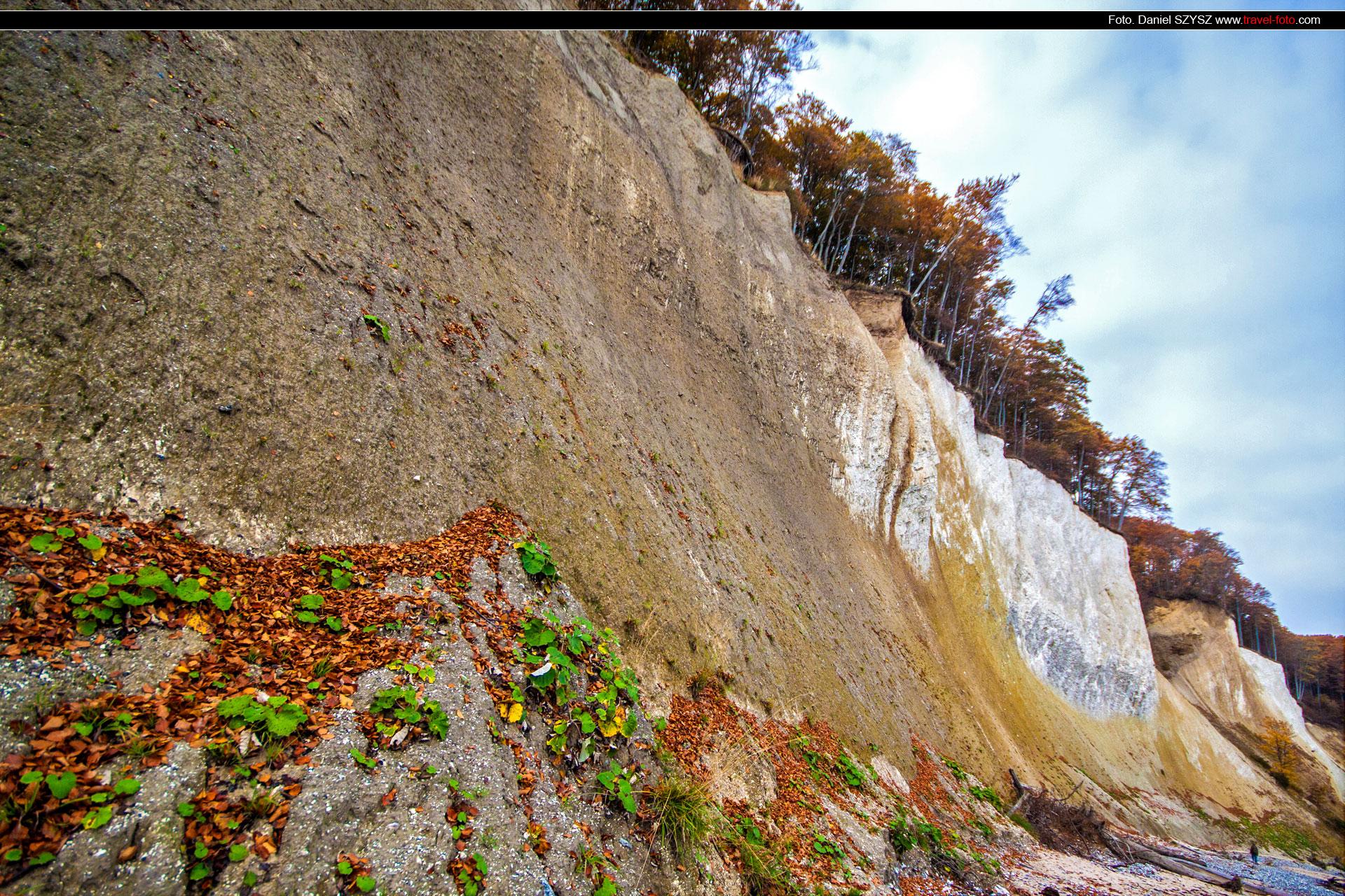 Rugia - klify - Park Narodowy Jasmund