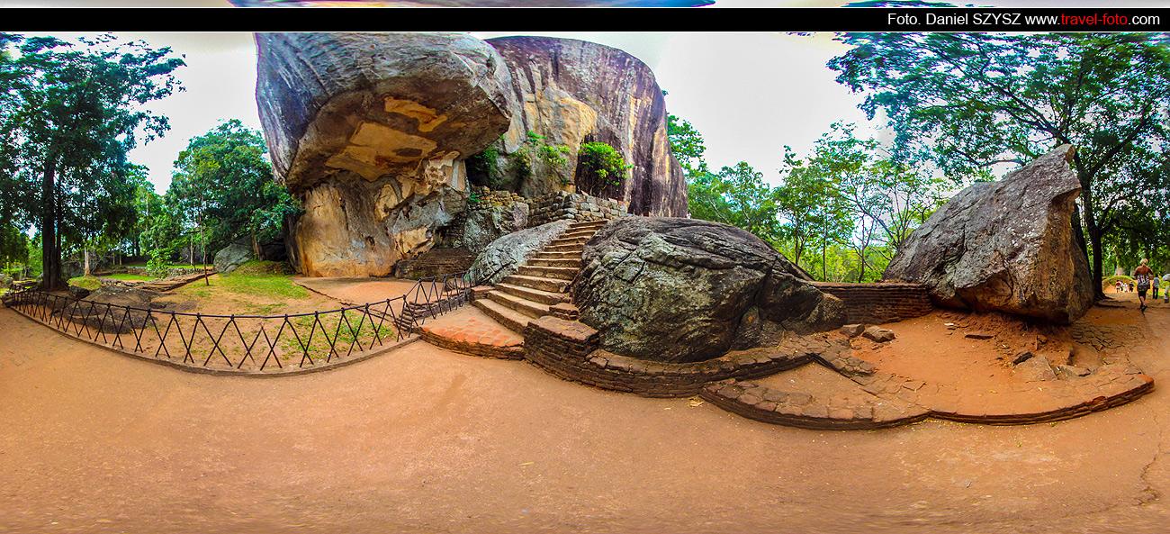 Sigiriya-Sri-lanka-szysz-góra-travel