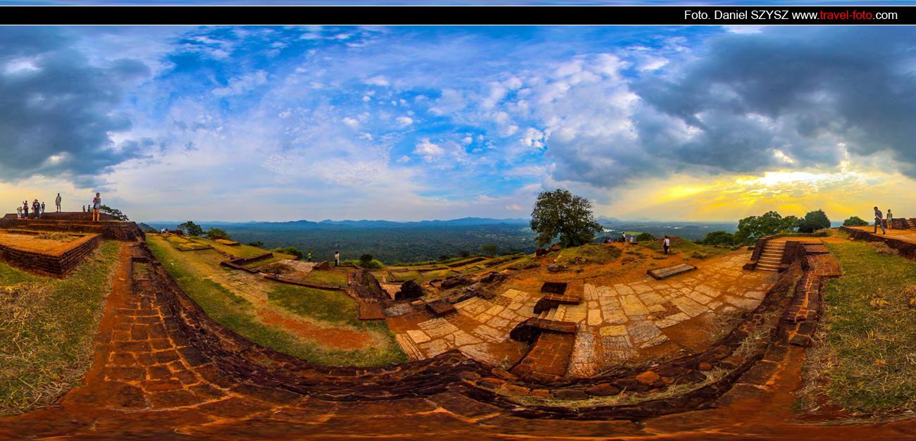 travel-Sigiriya-Sri-lanka-szysz-góra-wakacje