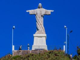 Cristo Rei Madera